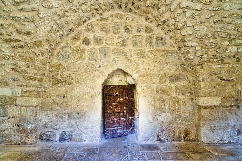 Church of the Nativity Original Entrance