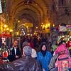 The souk in Jerusalem