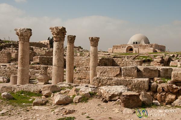 A View Through Ancient Civilizations - Amman, Jordan