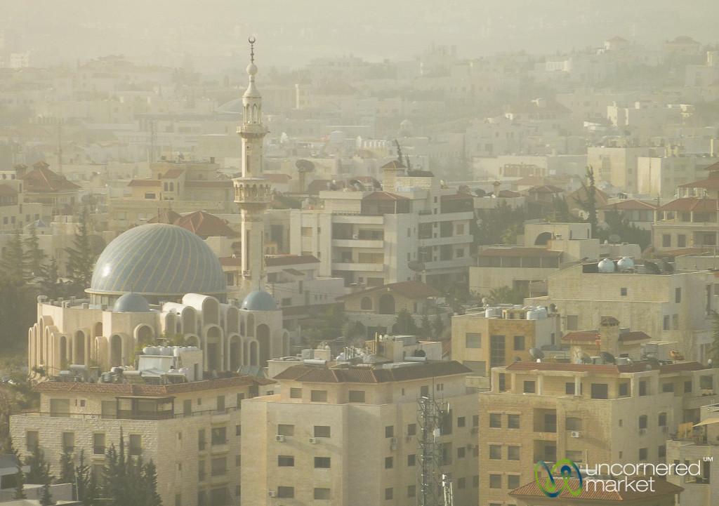 Early Morning View over Amman, Jordan
