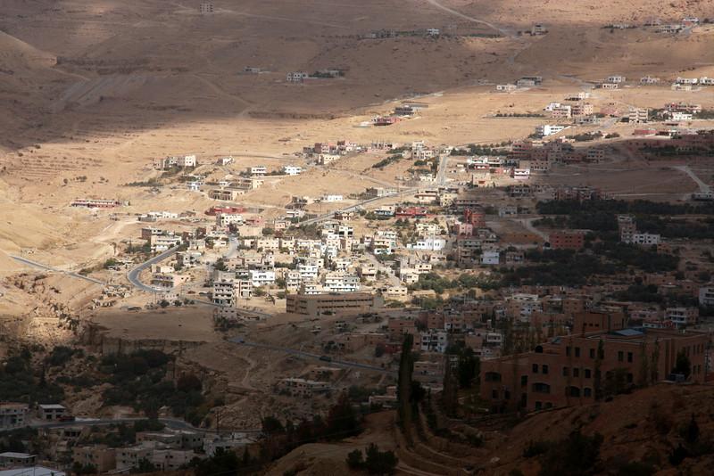 Aqaba to Wadi Musa (Petra) Jordan