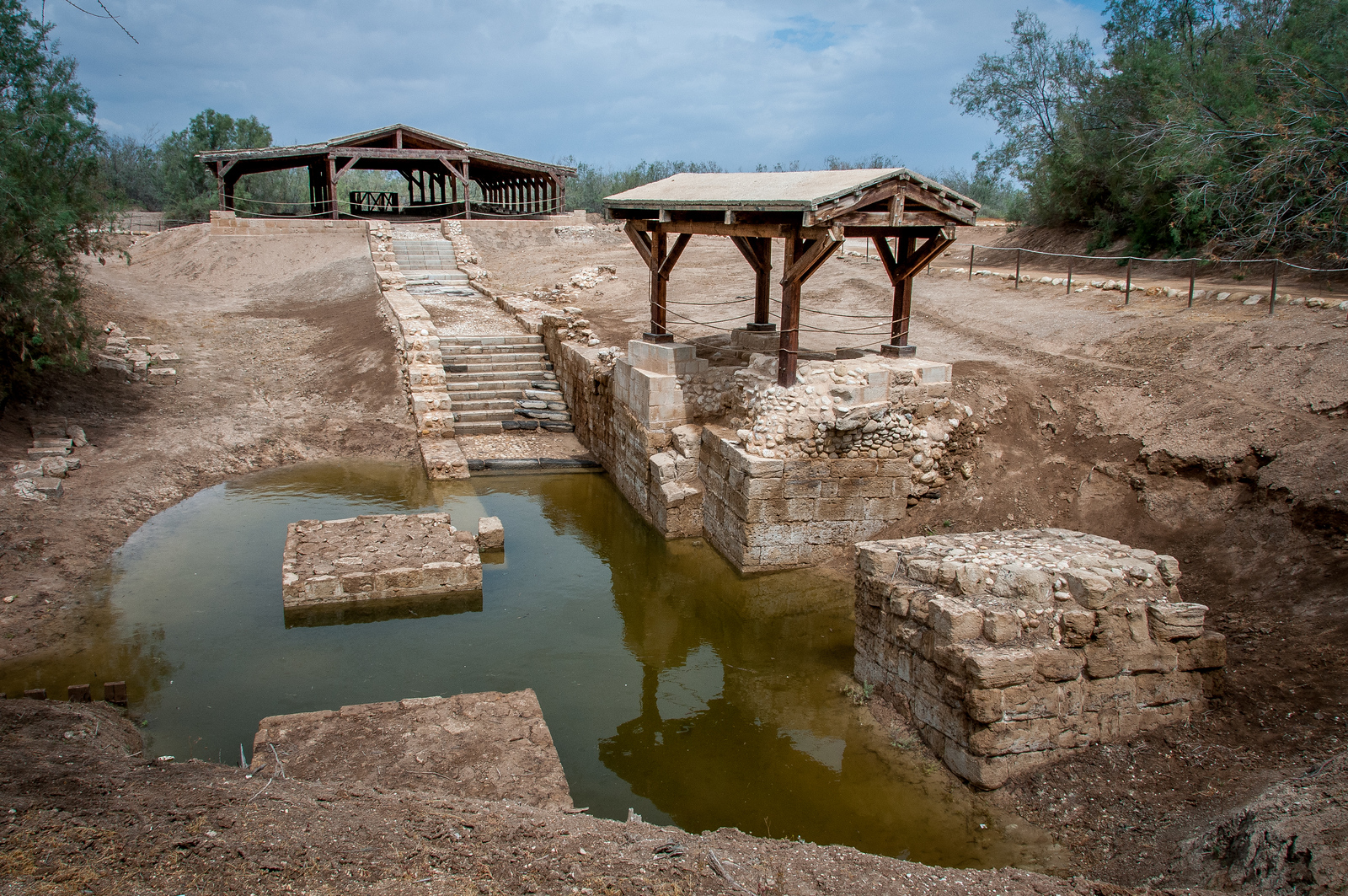 "Baptism Site ""Bethany Beyond the Jordan"" - UNESCO World Heritage Site"