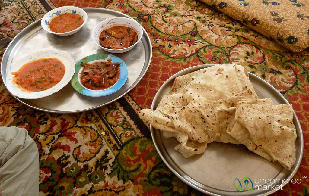 Family Style Lunch with Women of Zikra Initiative - Jordan
