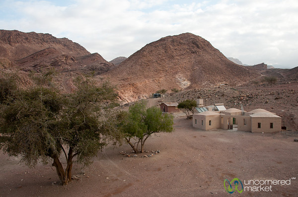 Early Morning at Feynan EcoLodge - Jordan