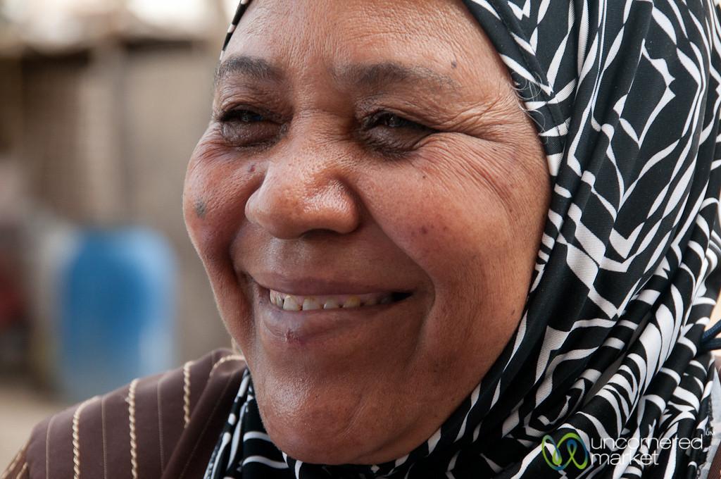 Meeting the Women of the Zikra Initiative in Ghor al Mazra'a, Jordan