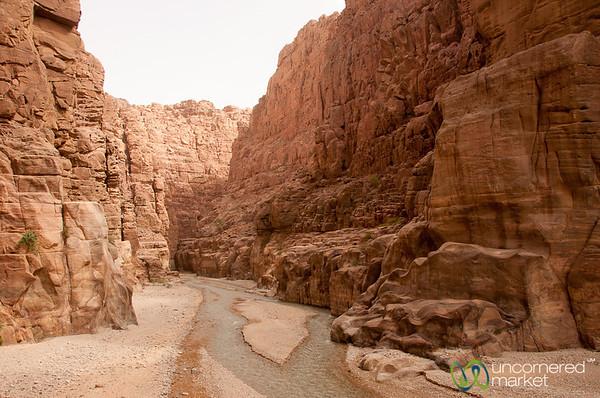 Mujib Reserve Canyons - Jordan