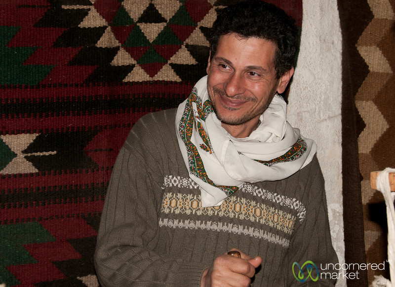 Weaving Traditional Carpets and Blankets - Amman, Jordan