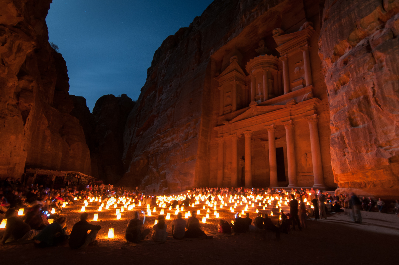 Jordan UNESCO World Heritage Sites