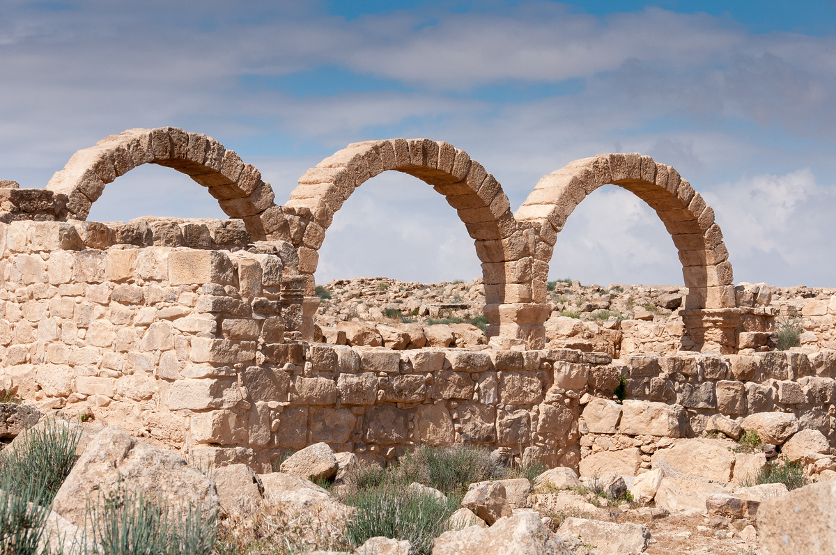 The Archaeological Site of Um er-Rasas in Jordan
