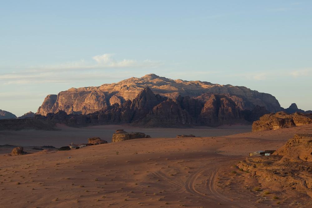 UNESCO World Heritage Site #145: Wadi Rum Protected Area