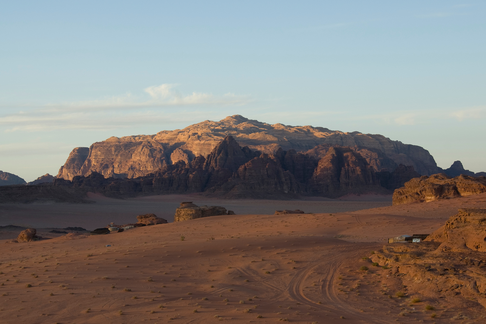 Wadi Rum Protected Area UNESCO World Heritage Site, Jordan