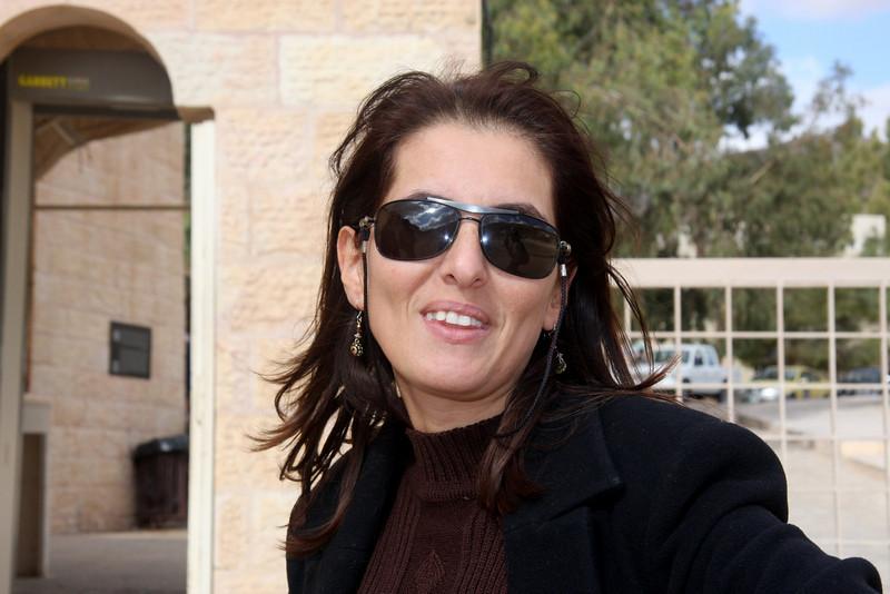 a visiting tour operator Walking the SIQ at Petra (Wadi Mousa) Jordan