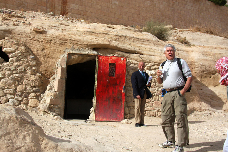 getting a horse ride Walking the SIQ at Petra (Wadi Mousa) Jordan