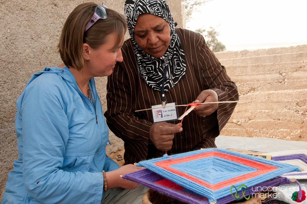 Learning a New Skill - Zikra Initiative, Jordan