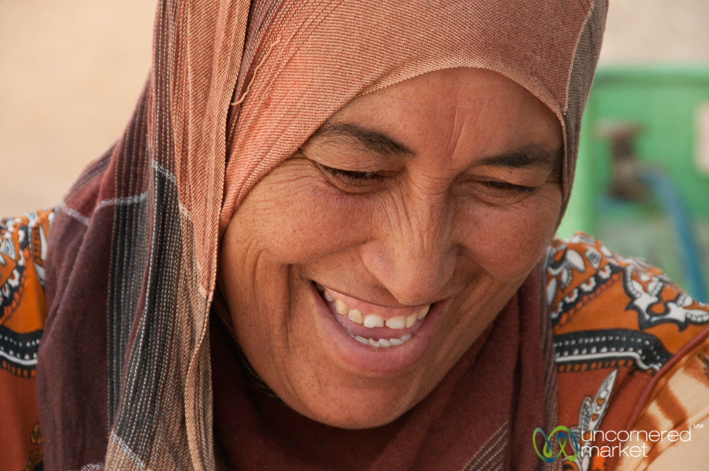 Good Natured Laugh - Zikra Initiative, Jordan