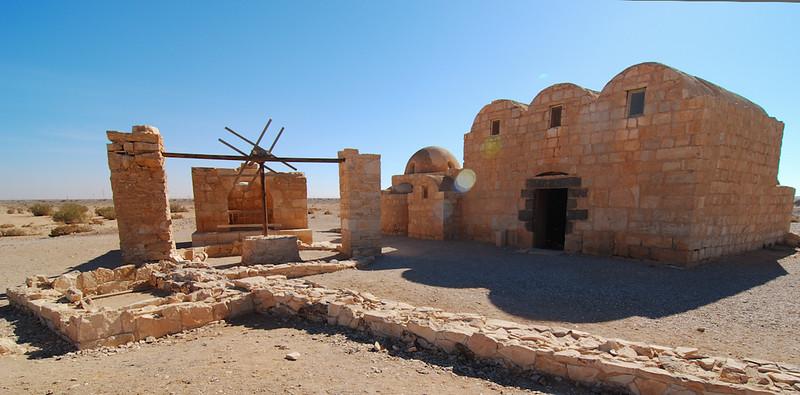 Umayyad Desert Castles