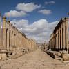 Jerash Colonnaded Street