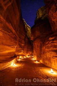 Path to Petra