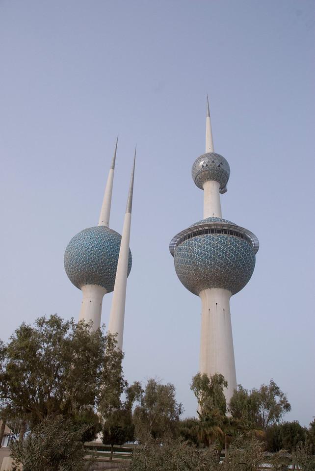 Kuwait Towers 3 - Kuwait City, Kuwait