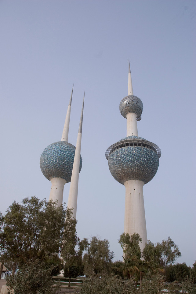 Kuwait Towers 3 - Kuwait City, Kuwait