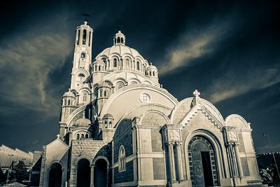 Basilica of Saint Paul.