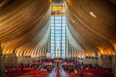 Our Lady of Lebanon shrine.