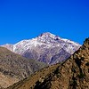 Atlas Mountains near Imlil, Morocco