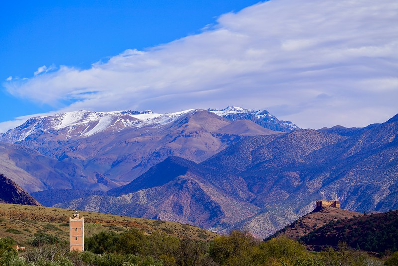 Tinmel Valley, High Atlas