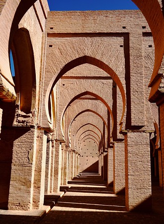 Tinmel mosque, Morocco