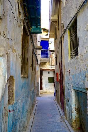 Fes Jewish Quarter