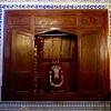 Ibn Danan synagogue--Torah ark