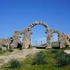 Volubilis--north gate