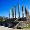 Volubilis-temple, capital