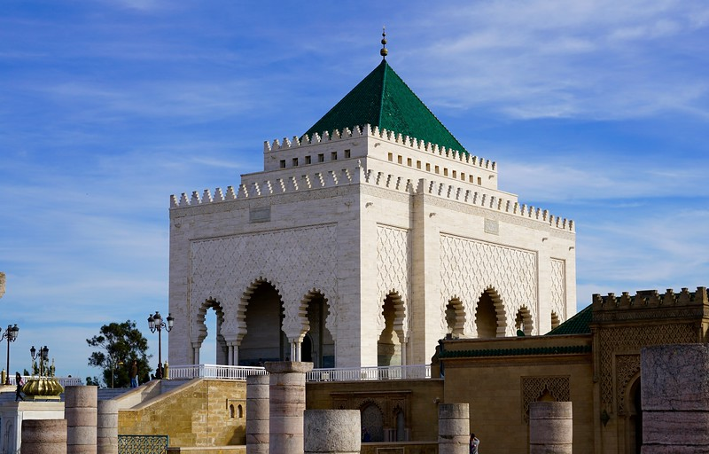 Mausoleam of Muhammad V