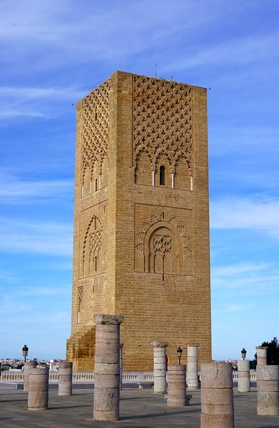 Hassan Tower (minaret)