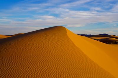 Erg Chebbi, Sahara Desert, Morocco