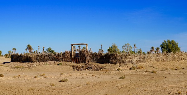 Old Sijilmasa (Risani), Morocco