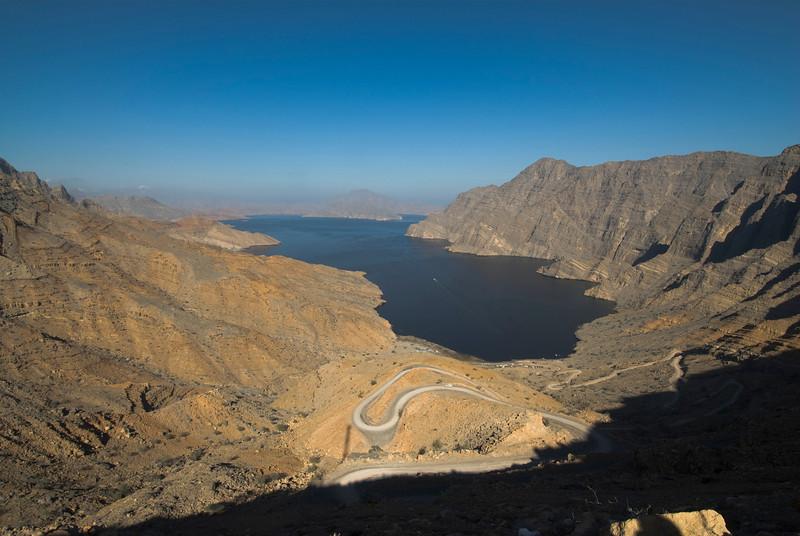 Fjord 2 - Musandam, Oman