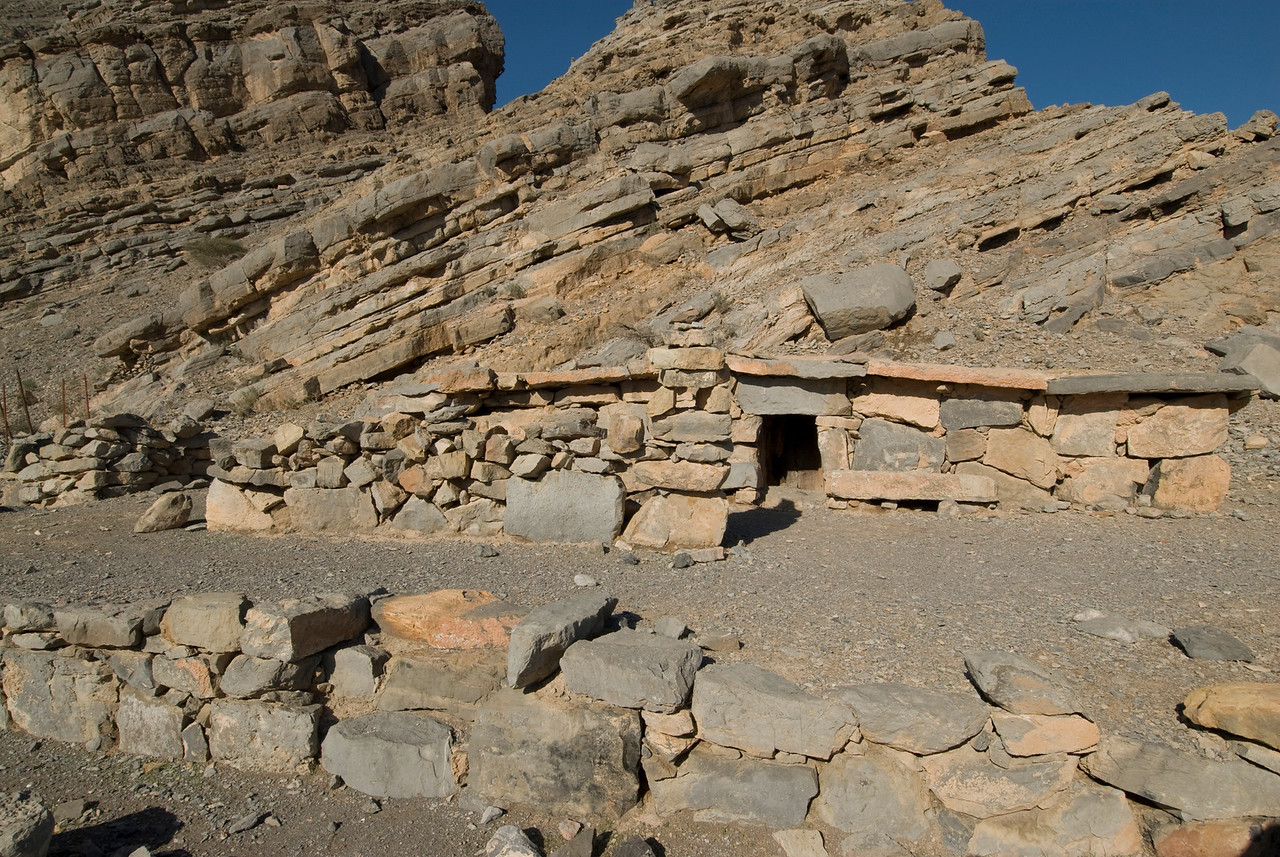Mountain Dwelling 1 - Musandam, Oman