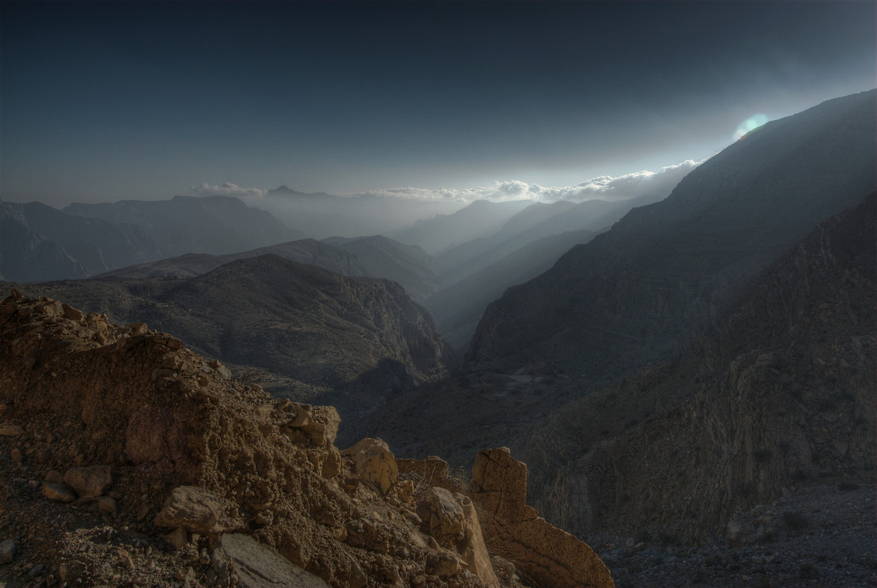 Mountain Vista 3 - Musandam, Oman