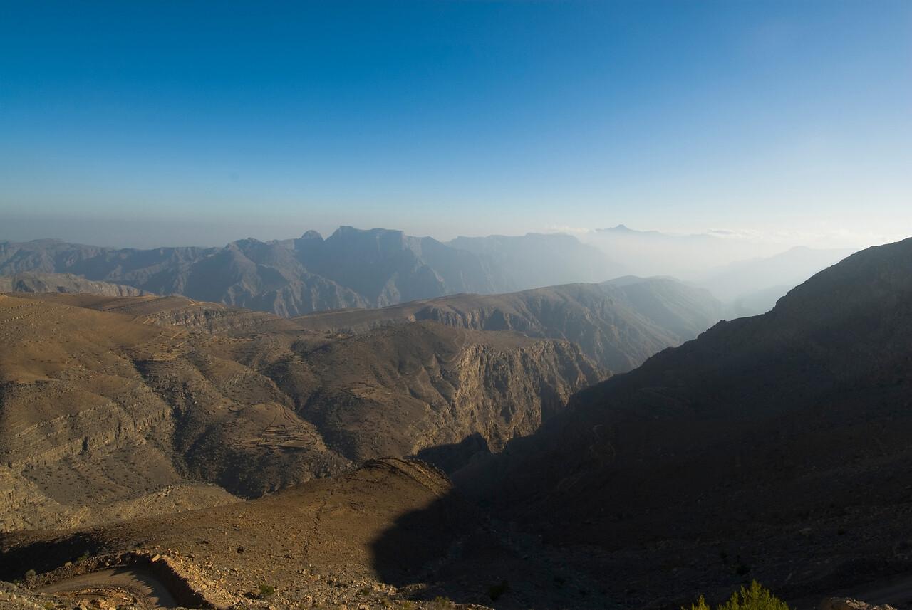 Mountain Vista 1 - Musandam, Oman