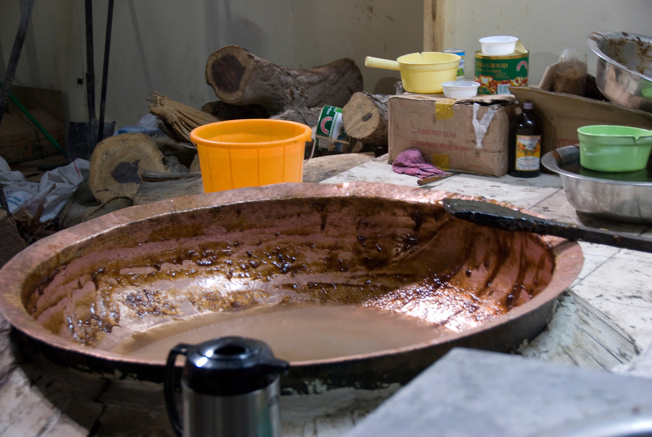 Bowl of Hawla in Muscat, Oman