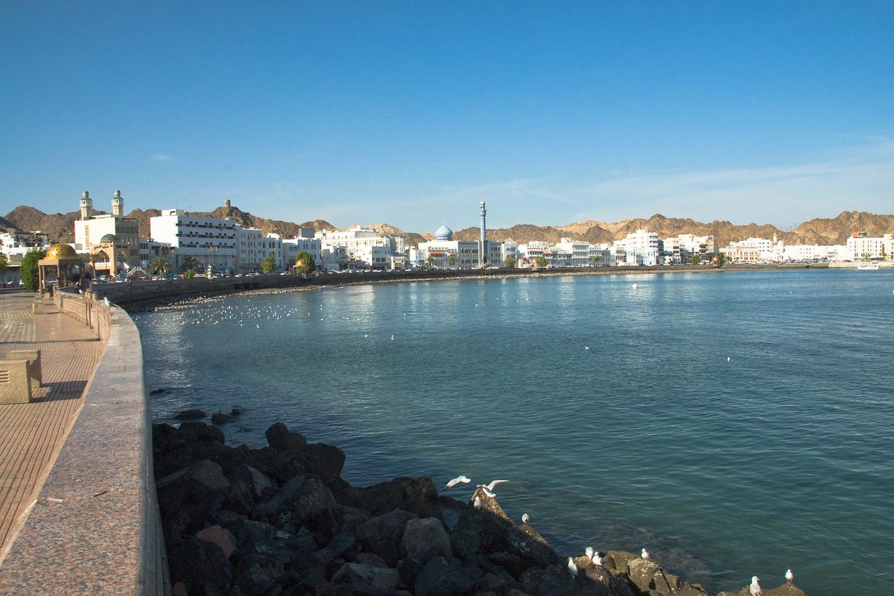 Muttrah Bay - Muscat, Oman