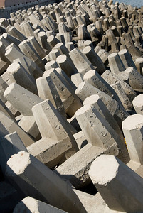 Cement Blocks Waterfront 2 - Muscat, Oman