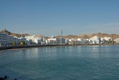 Muttrah Bay 2 - Muscat, Oman