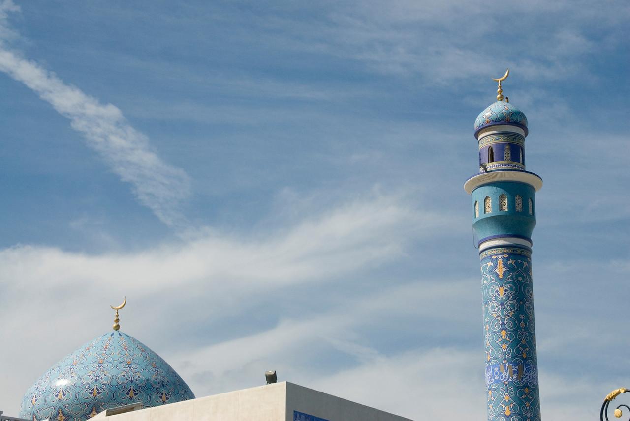 Minaret in Muscat, Oman