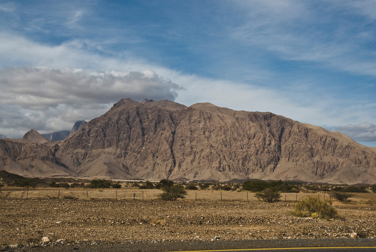 Hajar mountains 4 - Oman