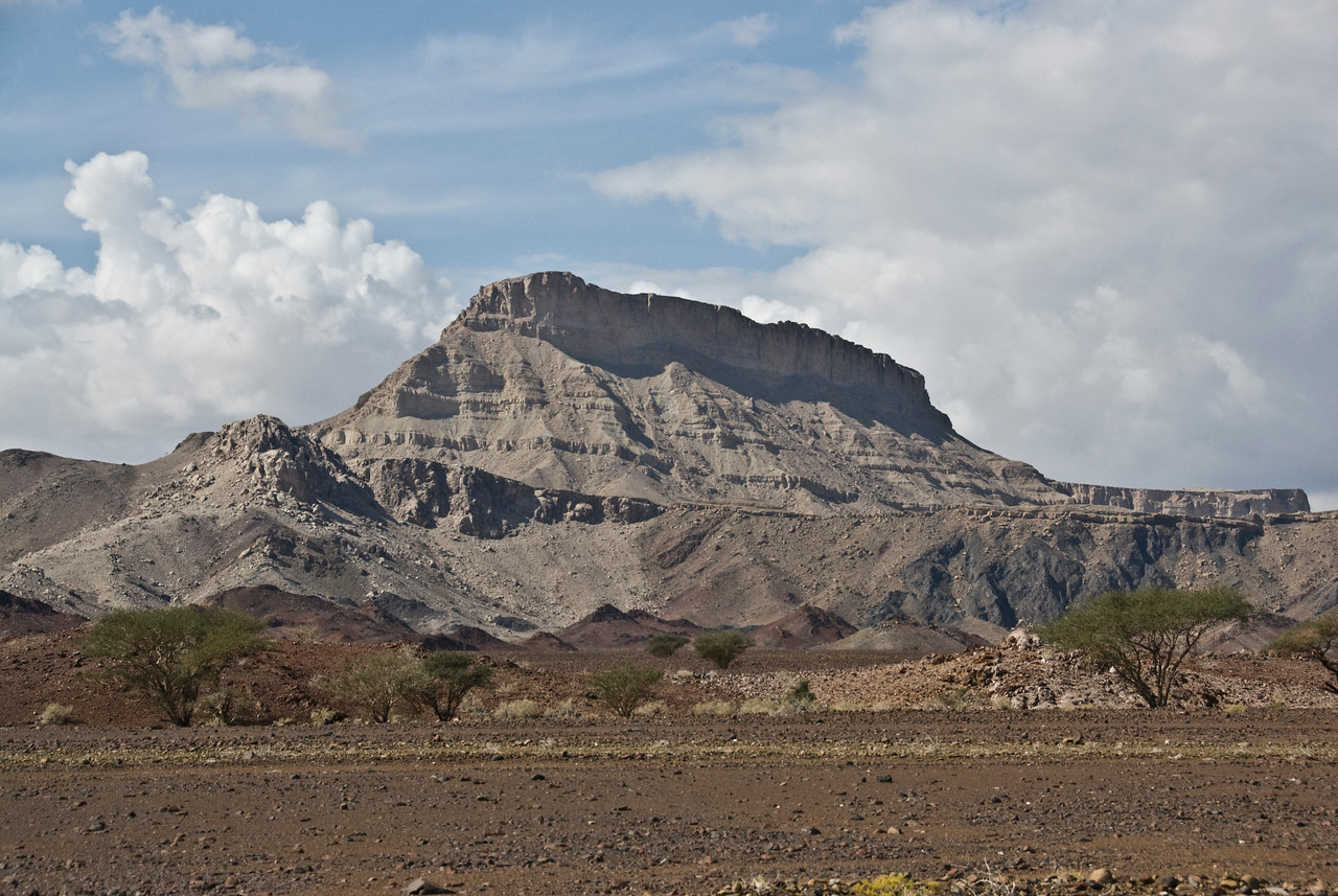 Hajar mountains 8 - Oman