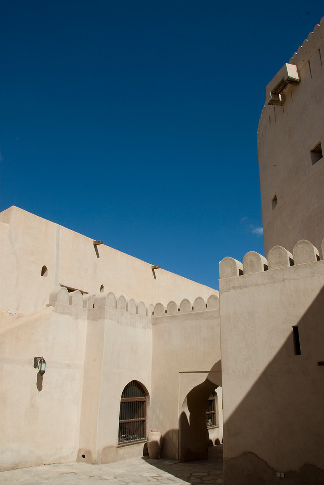 Nizwa Fort 9 - Nizwa, Oman