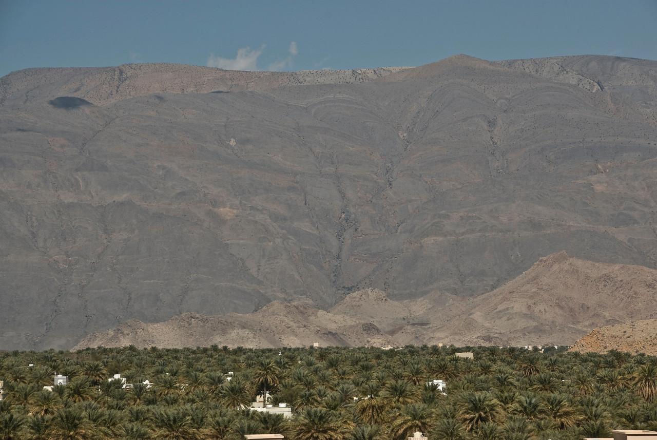 Nizwa Seen from Fort 4 - Nizwa, Oman